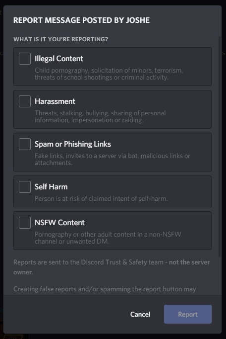 PSA: Deleted messages are instantly deleted from Discord